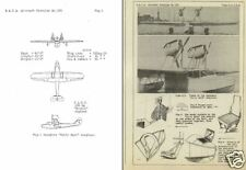 Saro A17 Cutty Sark Saunders-Roe historic doc report 1929 Seaplane Flying Boat