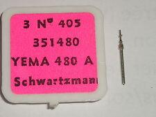 Seiko winding stem 351480 tige de remontoir Aufzugswelle 351-480 Y480