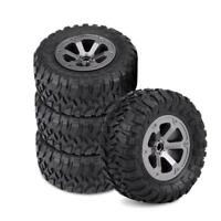 4pcs/set 1:16 Crawler Tires Rubber Tyres RC upgraded Accessory RC Car Part