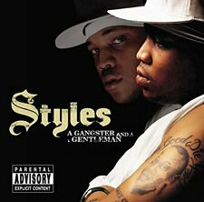 Styles - A Gangster And A Gentleman (CD) (2002)