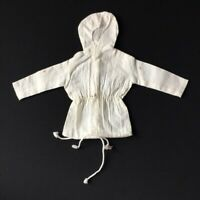 Action Man white Arctic hooded jacket marines mountain vintage Palitoy doll 1:6