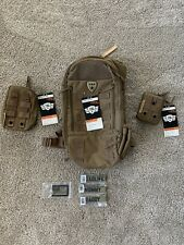 Tactical Baby Gear Daypack 3.0 Combo Set-Backpack,Changing mat, Dump/Wipes Pouch