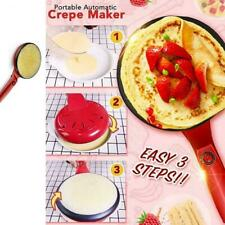 Electric Non-stick Crepe Pizza Maker Pancake Making Household Kitchen Tools M0K9