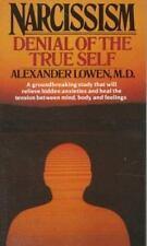 Narcissism Lowen, Alexander Mass Market Paperback