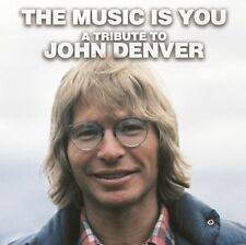 John Denver 33RPM Speed Country LP Records