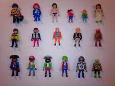 Playmobil Figure People Pirate Man Worker Lady Children Girl Adventure