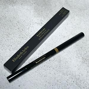 BNIB Elizabeth Arden Beautiful Color Brow Perfector Pencil & Powder TAUPE 02
