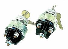 New listing Pair Switch Antique Hot Rat Street Rod For Jeep Cj5 Cj7 Wagoneer 2 keys (1210)