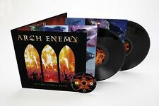 As The Stages Burn! (Incl. Dvd) - 3 DISC SET - Arch Enemy (2017, Vinyl NEUF)