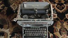 Vintage 1930s UNDERWOOD Typewriter WITH DECIMAL TABULATOR KEYS works good