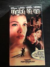 Light It Up (VHS, 2003)