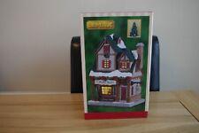 Lemax The Secret Santa Christmas Shoppe (Please read item description)