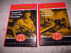 HORNABY HANDBOOK OF CARTRIDGE RELOADING