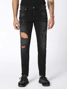 Diesel Men`s Jeans Size 31 TEPPHAR SLIM-CARROT W31 L32