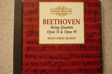 Beethoven: String Quartets, Op.74 & 95 Medici String Quartet  Neu