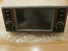 @Rare+Wood+Range Rover Touch-Screen GPS Navigation Monitor,Display,Nav,LCD,05-09