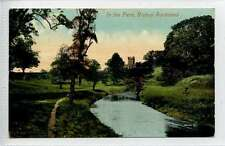(Lf344-227) In The Park, BISHOP AUCKLAND  1908
