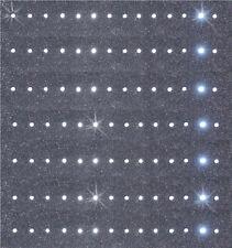 7 Fila tira claro termoadhesivos Rhinestone del grano de cristal Boda Vestido Con Transferencia