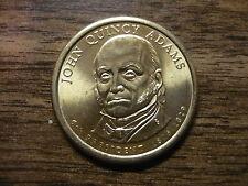 John Quincy Adams 2008D Gold Dollar Type 1 Clad Coin 6th President Denver 372