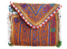 antike afghan Nomaden gestickte Geldbeutel beutel bag Portemonnaie Geldbörse N22