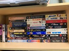 Lot of Vintage Vhs Movies - Pick Your 223 Titles, Build Your Own Bundle and Save