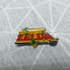 Pin's promotionnel ZELDA SUPER NINTENDO