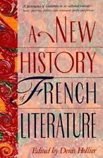 A New History of French Literature (1989, Hardcover)
