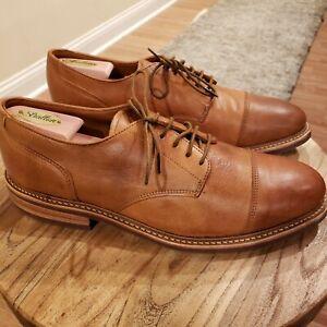 Walkover Mens Cap Toe Dress Shoe 11.5 MINT Beautiful!!