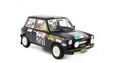AUTOBIANCHI A112 Abarth Rallye Trabucchi 1977 #201 Tabaton Oli Laudoracing 1:18