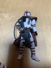 Star Wars Red ALPHA ARC TROOPER Figure Evolutions Clone Commander Commandos