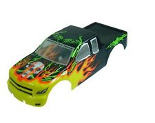 50903 HIMOTO Carrozzeria Monster Truck 1/5/PAINTED BODY 1/5 MONSTER TRUCK HIMOTO