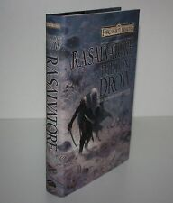 FORGOTTEN REALMS-THE LONE DROW-THE HUNTER´S BLADE TRILOGY-(HC)-new-very rare