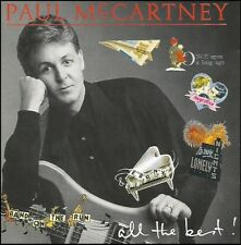 Paul McCartney & Wings Very Best Greatest Hits Collection RARE 1987 CD 70's 80's