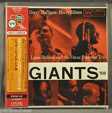 VARIOUS Jazz Giants '58 Stan Getz, Etc., JAPAN Orig Mini LP CD OBI POCJ-2732