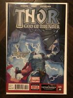 THOR GOD OF THUNDER #20 Old Galactus 1st Dario Agger Minotaur 2014 Silver Surfer