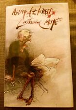 Catherine Moye-ASLEEP AT THE WHEEL-Cover by Ralph Steadman-1st Ed-HC w/DJ-Rare