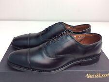 Allen Edmonds Park Avenue Cap-toe Black Dress Shoe Mens Size 10 a Narrow