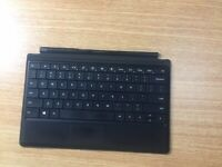 Microsoft Surface Pro 2 Keyboard Model 1535 Black