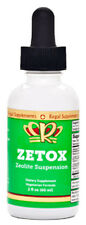 ZETOX Zeolite Suspension - 2 fl oz (60 ml)