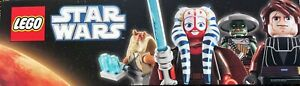 Star Wars LEGO Walmart Store Display