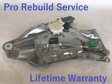 BMW M3 Convertible Window Regulator Driver Rear Quarter 94-99 Rebuild Service