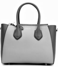 Michael Kors Collection Tasche Helena SM Satchel Cement/Grau NEU!