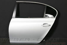BMW 5er E60 Langversion nur für CHINA rear left door long Tür hinten HL Scheibe