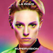 LA ROUX - SUPERVISION [CD] Sent Sameday*