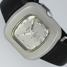 MOVADO HS 360 KINGMATIC VIDEO DAY DATE SUB SEA 1970 UHR Ref. 406 705 581