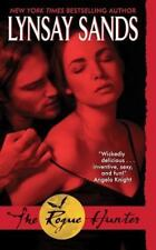 Argeneau Vampire: The Rogue Hunter 10 by Lynsay Sands (2008, PB) X-LIBRARY