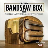 New Bandsaw Box Book : Techniques and Patterns for the Modern Woodworker, Pap...