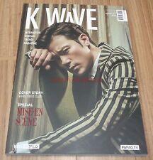 KWAVE K-WAVE NICOLE KARA MADTOWN KIM GANG WOO K-STAR MAGAZINE 2016 JAN JANUARY