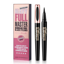 Eyeliner Waterproof Liquid Eye Liner Pencil Pen Make Up Beauty Comestic -Macfee