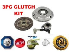 FOR NISSAN MICRA IV K13 1.2 HR12DE 2010-ON NEW 3PC CLUTCH KIT WITH CYLINDER